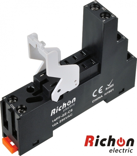 Relay socket 14FF-2Z-C5
