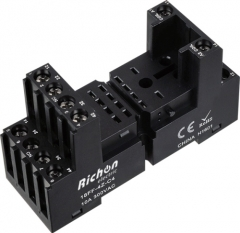 Relay socket 18FF-4Z-C4