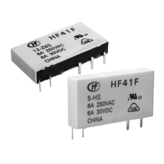 Slimline interface relay 41F-24ZS