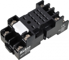Relay socket 18FF-2Z-C6