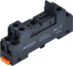 Relay socket 14F-2Z-C1